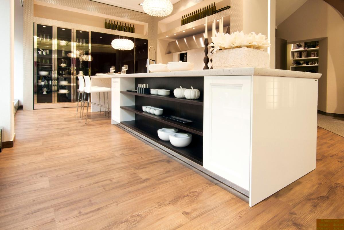Vinylboden pronto economy plus l rche ger uchert wohnemotion parkett und naturb den - Vinylboden wohnzimmer ...
